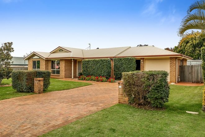 Picture of 16 Dandelion Drive, MIDDLE RIDGE QLD 4350