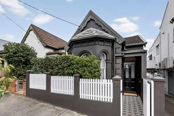 Picture of 34 Marion Street, LEICHHARDT NSW 2040