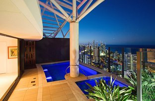 Picture of The Penthouse / 21 Elizabeth Avenue, Broadbeach QLD 4218
