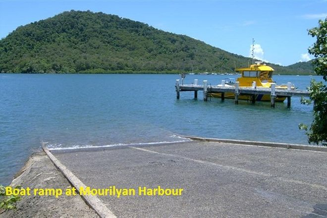 Picture of Lot 8 Mt Leeper Road, MOURILYAN HARBOUR QLD 4858