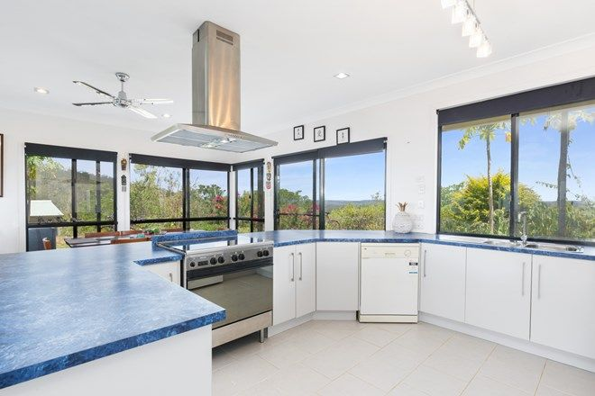 Picture of 110 MOUNTAIN HIDEAWAY ROAD, STRUCK OIL QLD 4714