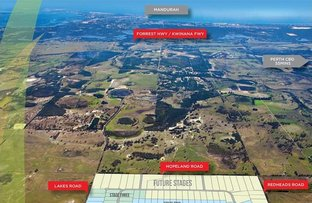 Picture of Lot 91 Hasluck Street, North Dandalup WA 6207