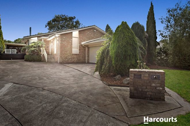 Picture of 9 Sandvyk Court, SCORESBY VIC 3179