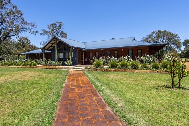 Picture of 247 Masters Road, DARLING DOWNS WA 6122