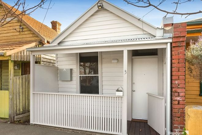 Picture of 3 Glance Street, FLEMINGTON VIC 3031