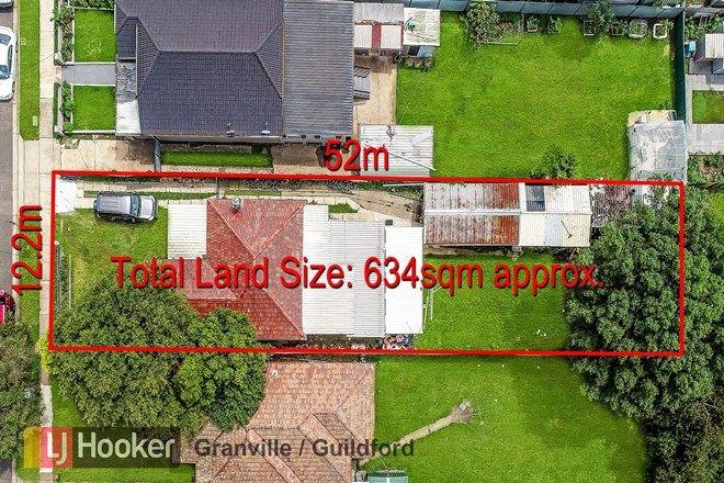 Picture of 29 Pegler Avenue, GRANVILLE NSW 2142