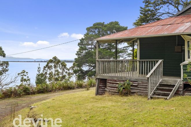 Picture of 347 Simpsons Bay Road, SOUTH BRUNY TAS 7150