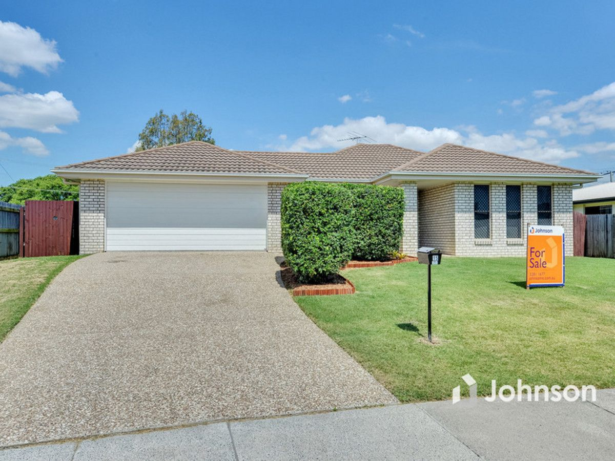 Lot 15 Nixon Drive, North Booval QLD 4304, Image 0