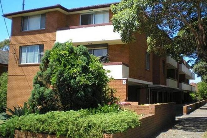 Picture of 7/8 Eastbourne Road, HOMEBUSH WEST NSW 2140