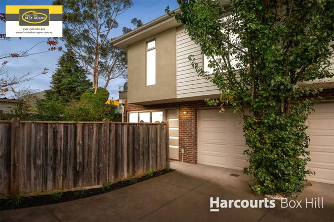 Picture of 2/16 Koroit Street, NUNAWADING VIC 3131