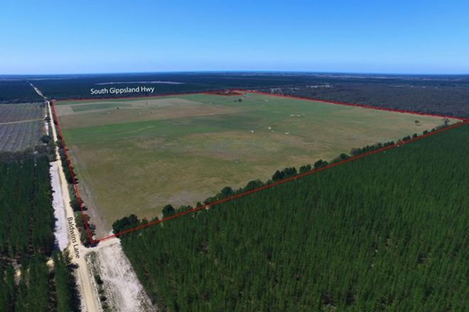 Picture of 5647 South Gippsland Highway, STRADBROKE VIC 3851