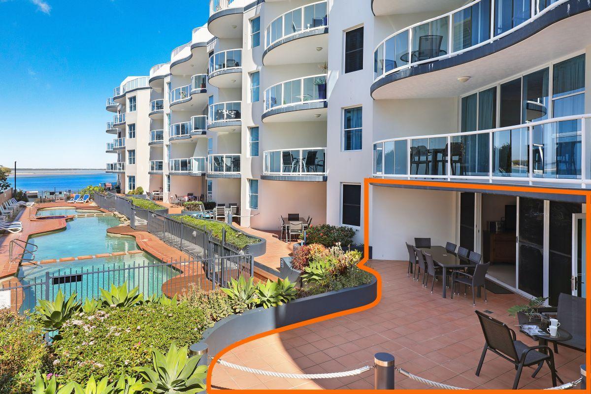 3/38 Maloja Ave 'Watermark Apartments', Caloundra QLD 4551, Image 0