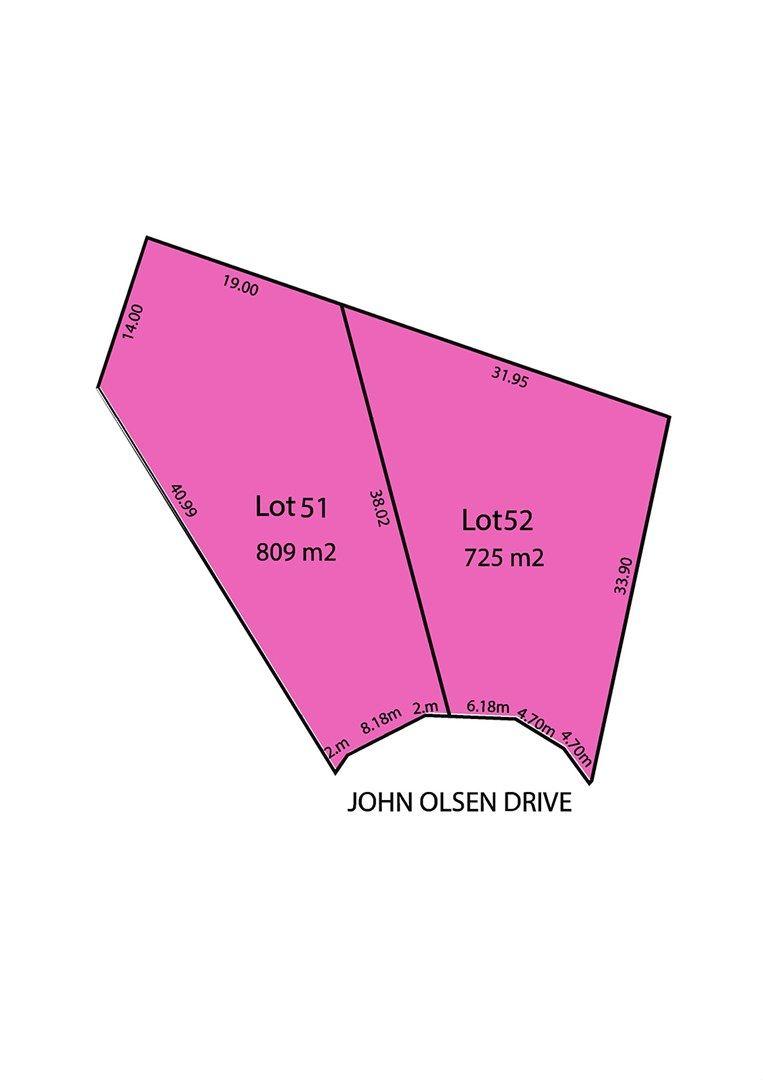 51 & 52 John Olsen Drive, Kadina SA 5554, Image 0