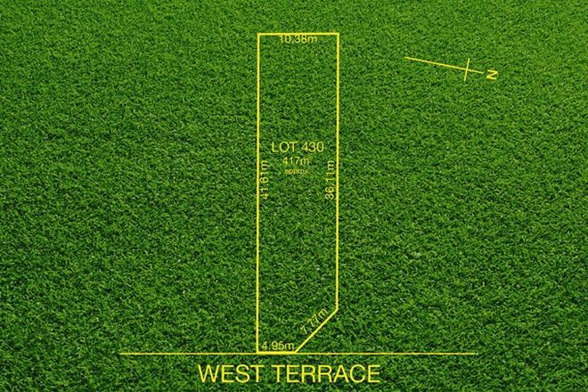 Picture of Lot 430, 1 West Avenue, NORTHFIELD SA 5085