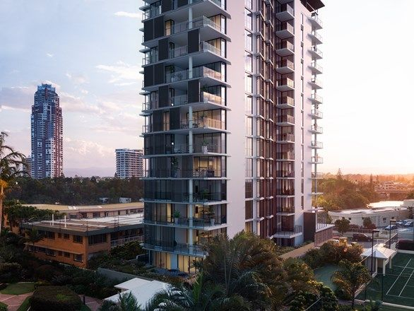 Picture of 101/5 Pacific Street, Main Beach
