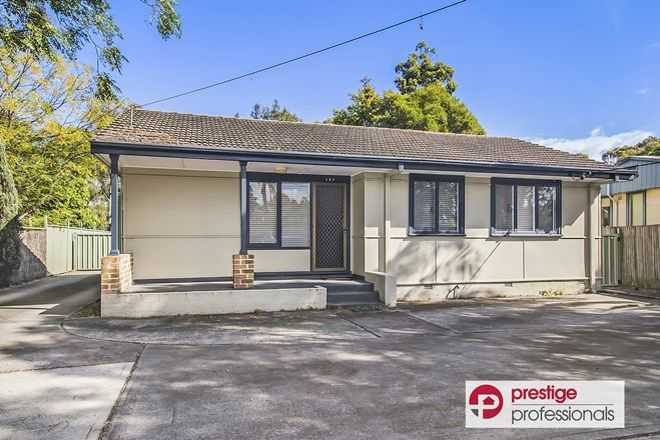 Picture of 109 Derna Road, HOLSWORTHY NSW 2173