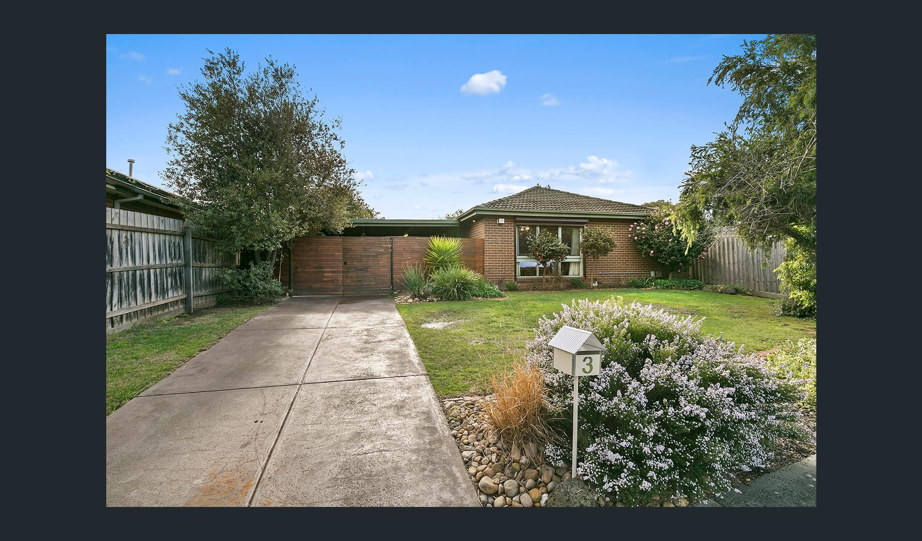 3 Phar Lap Close, Mill Park VIC 3082, Image 0