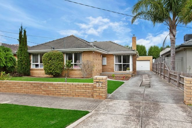 Picture of 23 Inverness Street, RESERVOIR VIC 3073