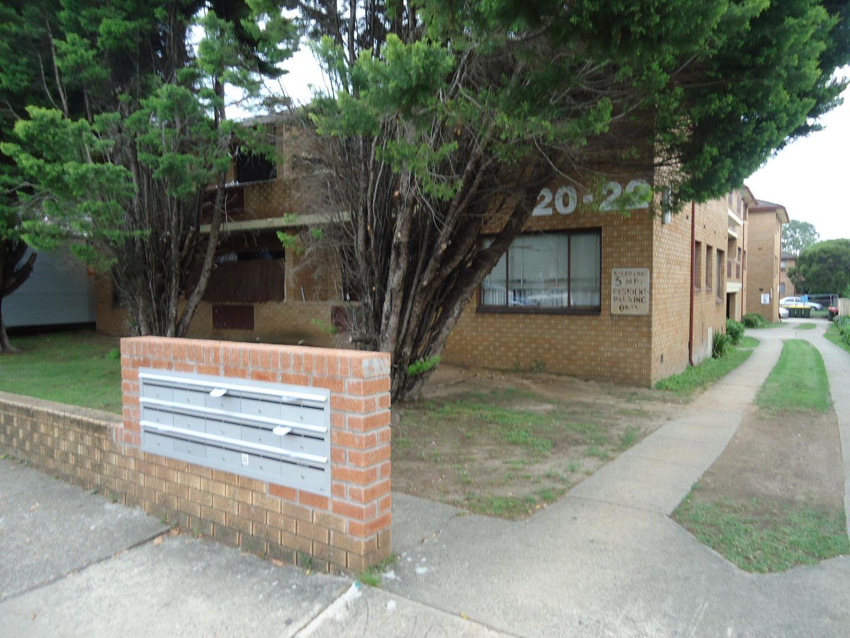 5/20 Mary, Lidcombe NSW 2141, Image 0