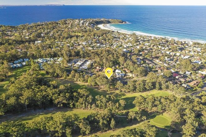 Picture of 24 Augusta Place, MOLLYMOOK BEACH NSW 2539