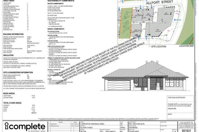 Picture of Lot 196 Allport Street, WILTON NSW 2571