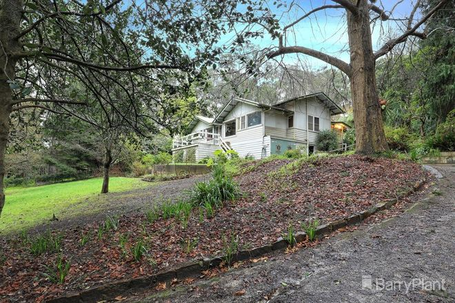 Picture of 262 Belgrave-Gembrook Road, MENZIES CREEK VIC 3159