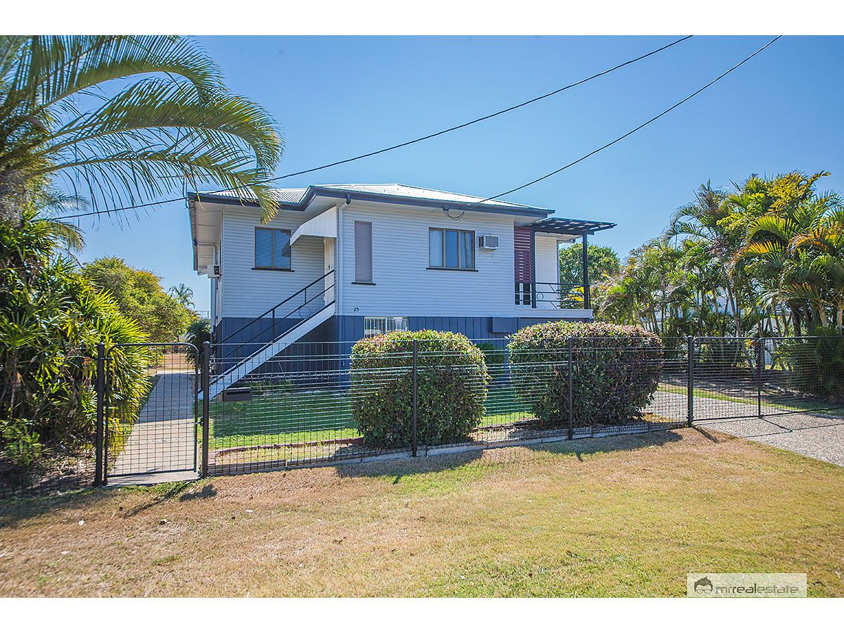 25 Bawden Street, Berserker QLD 4701, Image 0
