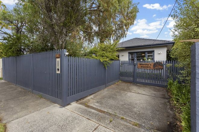 Picture of 59A North Avenue, BENTLEIGH VIC 3204