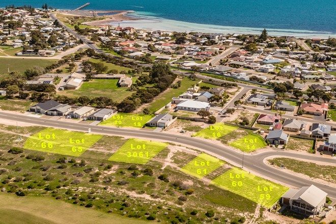 Picture of 22 (Lot 16) St Andrews Drive, PORT HUGHES SA 5558