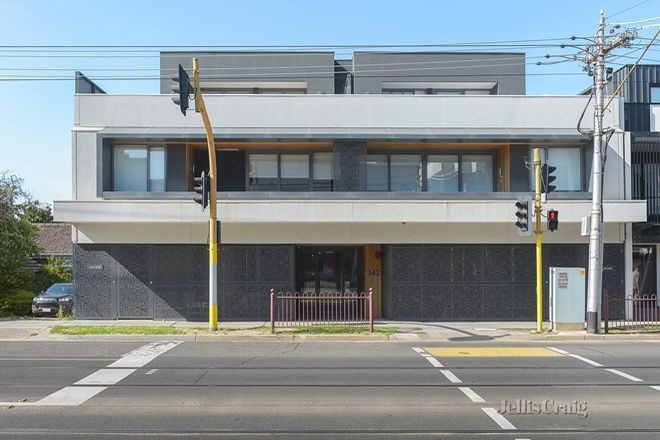 Picture of 106/342 Whitehorse Road, BALWYN VIC 3103