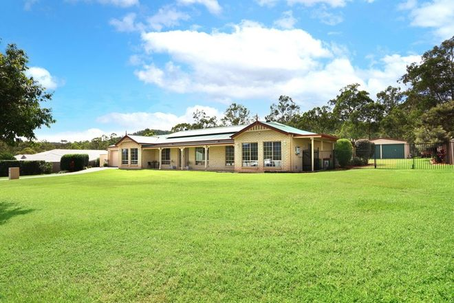 Picture of 38 Mountain View Crest, MOUNT NATHAN QLD 4211