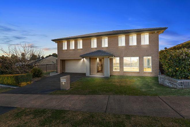 Picture of 6 Arrowgrass Street, ABERGLASSLYN NSW 2320