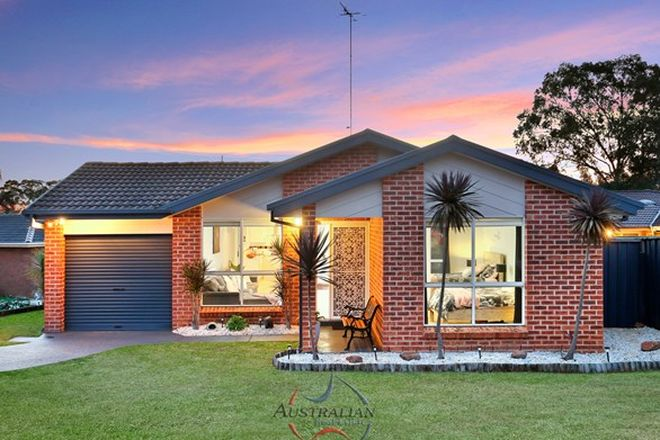 Picture of 4 Dorrie Place, QUAKERS HILL NSW 2763
