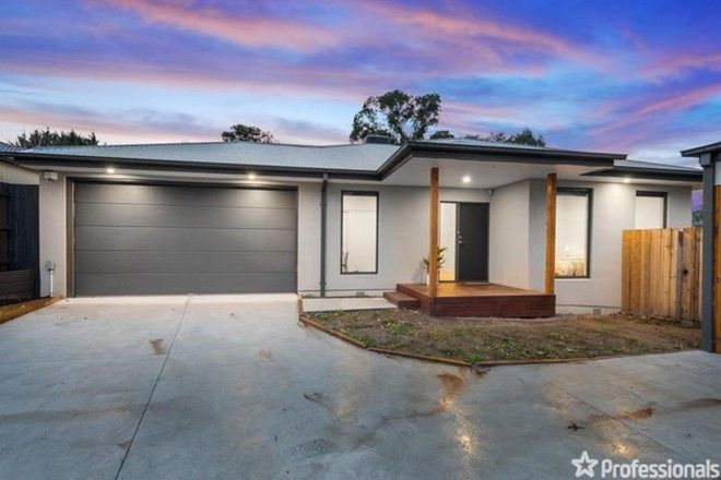 Picture of 5A Yates Court, MOOROOLBARK VIC 3138