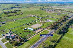Picture of 2710 Midland Highway, Lethbridge VIC 3332
