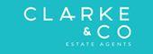 Logo for Clarke & Co Estate Agents