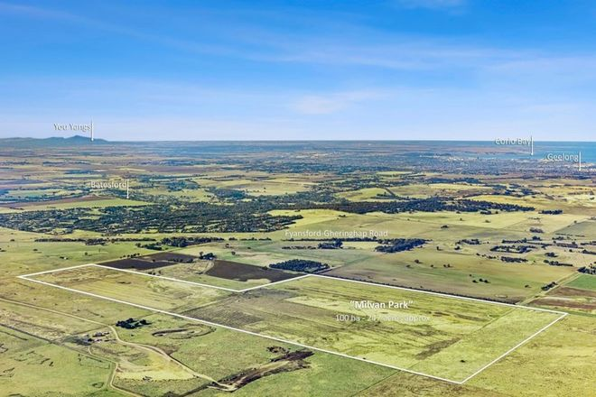 Picture of Lot 3 Booley Road, GHERINGHAP VIC 3331