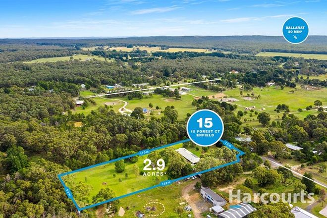 Picture of 15 Forest Court, ENFIELD VIC 3352