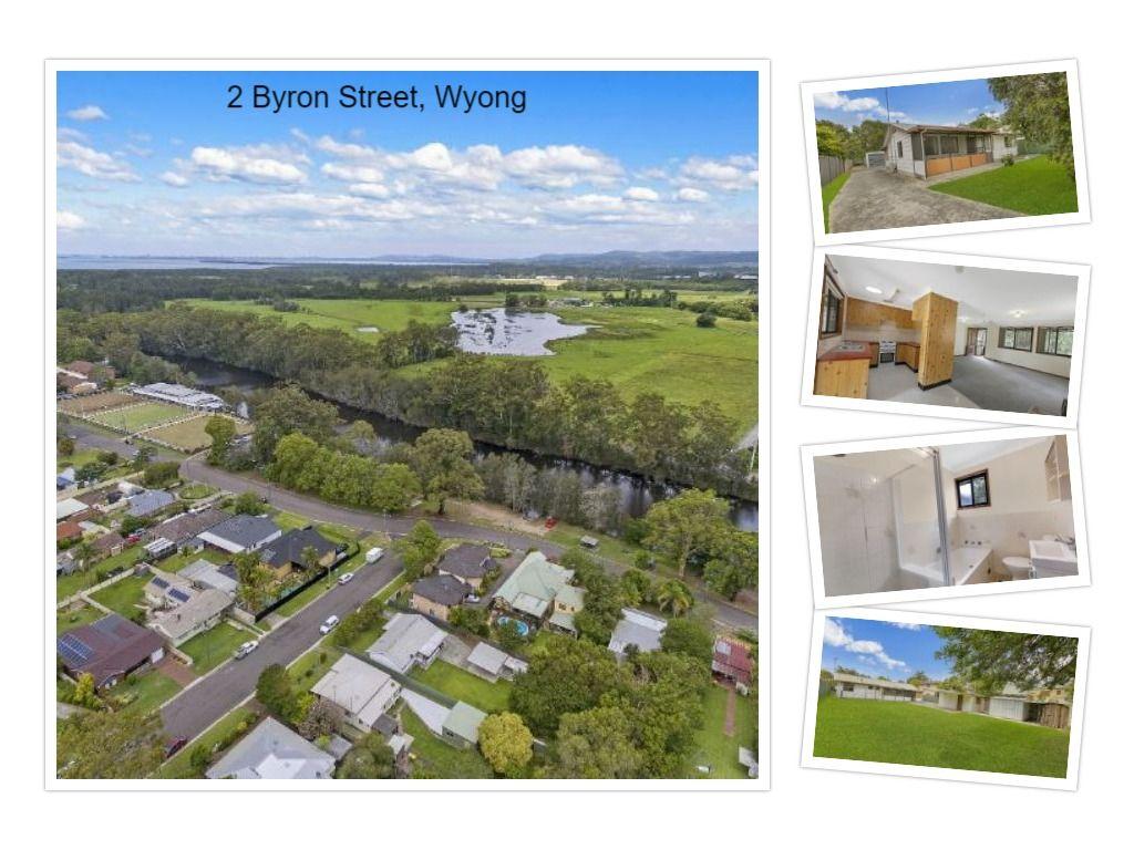 2 Byron Street, Wyong NSW 2259, Image 0