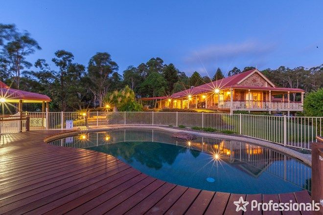 Picture of 2268 Tamborine Mountain Road, CANUNGRA QLD 4275