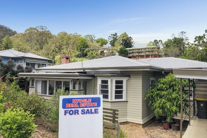 Picture of 25 Irwin St, KYOGLE NSW 2474