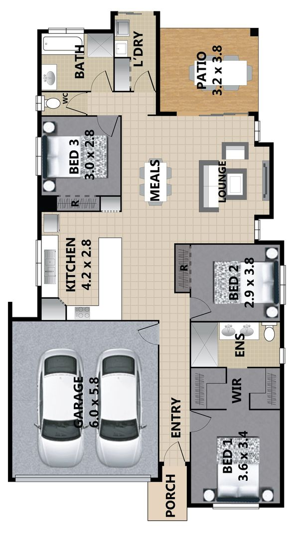 Lot 701 Clarkwood Place, Harris Crossing, Bohle Plains QLD 4817, Image 1