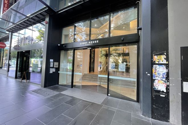 Picture of 305/442 Elizabeth Street, MELBOURNE VIC 3000