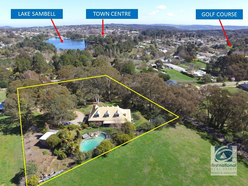 35 Elgin Road, Beechworth VIC 3747, Image 0