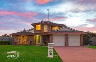 Picture of 18 Bindon Place, Kellyville NSW 2155