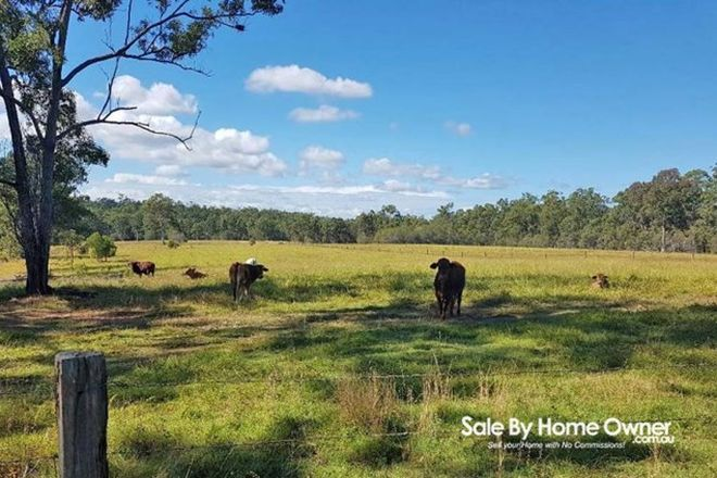 Picture of Lot 103 Thinoomba Road, ST MARY QLD 4650