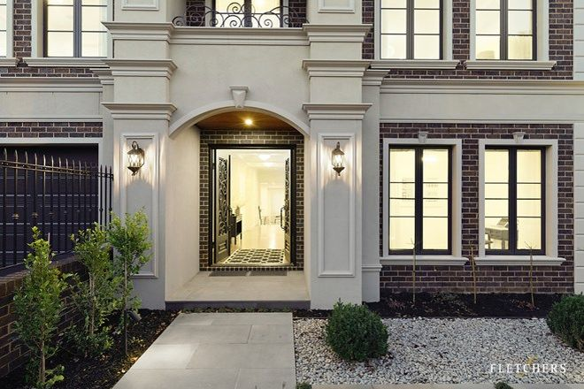 Picture of 25 Cumberland Avenue, BALWYN NORTH VIC 3104