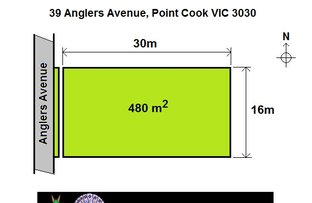 Picture of 39 Anglers Avenue, Point Cook VIC 3030