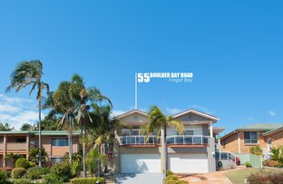 Picture of 55 Boulder Bay Road, Fingal Bay NSW 2315