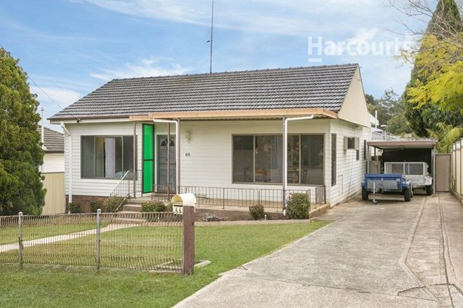 Picture of 66 Hoddle Avenue, CAMPBELLTOWN NSW 2560